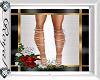 Los Vegas White Heels