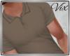 WV: Polo Shirt - Olive