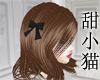 TXM Hairbows in Black