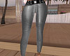 Silver Skinny Pants RL