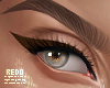 Zell eyeliner - brown