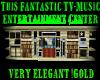 TV]ENTERTAINMENT CENTER