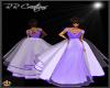 Amethyst Purple Gown