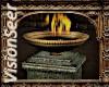 Firebowl Pedestal