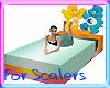 x!CareBear Scaler Bed