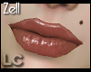 LC Zell Natural Tan Lips