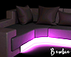 Radiant Couch Pink