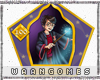 WG | Harry Card Sticker