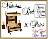 RHBE.Victorian Bed