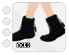 !As! Indian boots black