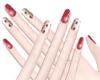 踢.Strawberry Nails