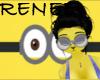 -RRR- Minion Goggles