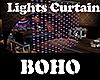 [M] BOHO Lights Curtain