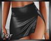 *JJ* Leather skirt black