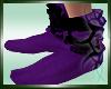 :)Hllwn17 Stud Socks 1