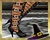 W Wedge Heel Shoes