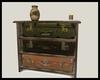 Mill Suitecase Dresser
