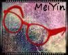 {Mei}A Lil Nerdy (Red)