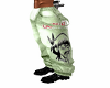 Green Gorillaz Suspender
