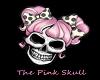 Pink Candy Skull  Bike