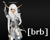 [BRB] White Armor Top