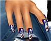 L's Dorito Long Lg Nails