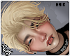 Gold Blond Adrien Hair