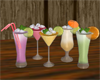 Organic Fruit Drinks