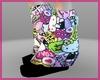 Hello Kitty Monster Boot