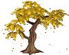 Gold Pose Tree