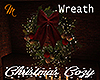 [M] Christmas Wreath