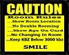 (V) Room Rules