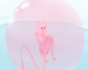 Pink Mew Bubble