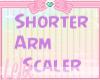 Kids Shorter Arm Scaler