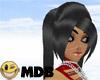 ~MDB~ BLACK ARI HAIR