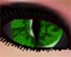 Snake eye green