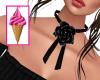 [SC] Black Rose Choker