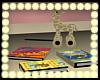ღGiraffe Toy& Booksღ