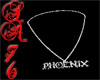 {SA} Phoenix Necklace{M}