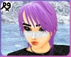 Purple Raver Male Hair