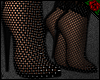 !VR! Fishnets Booties