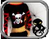 [D3] Skull Punk top
