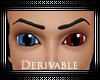 ? Derivable 2 Tone Male