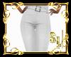 *Classic White Pant