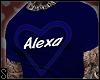 S. Alexa heart *REQ