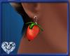 SH Strawberry Earrings