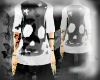 SkullTshirt~Whitew/pants