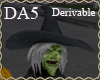 (A) Witch Avatar