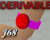 J68 Derivable Watch Left