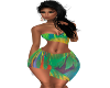 ~A~BM tropical sexy 2pc